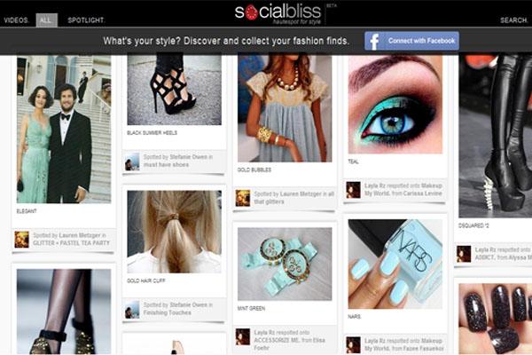 Social Bliss sponsor Nolcha Fashion Week: New York