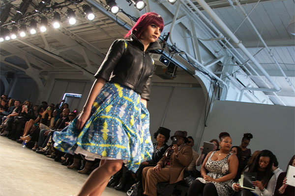 Nolcha Fashion Week: New York presented by RUSK AW13 shows wrap up
