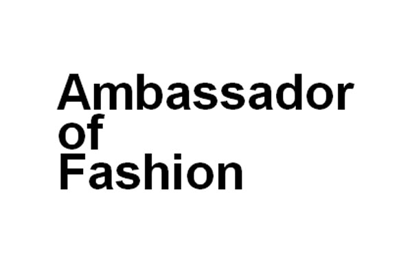 Ambassador of Fashion logo