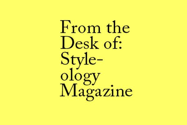 Styleology Magazine logo
