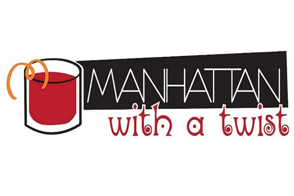 Manhattan with a twist logo