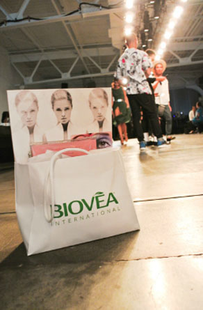 BIOVEA sponsor Nolcha Fashion Week: New York, presented by RUSK SS14