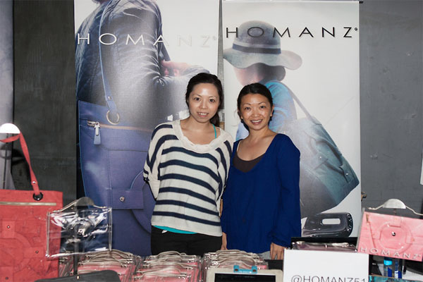 Homanz sponsor Nolcha Fashion Week: New York, presented by RUSK SS14