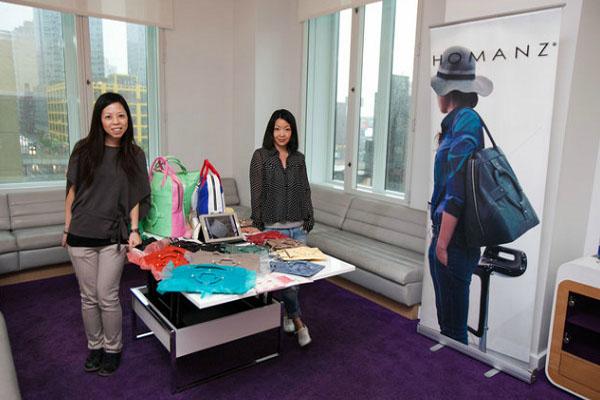 Homanz sponsor Nolcha Fashion Week: New York, presented by RUSK SS14