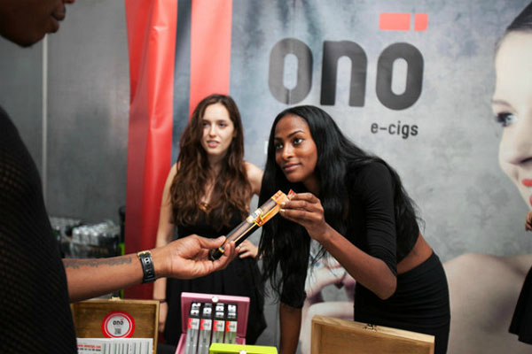 ONO E-Cigs sponsor Nolcha Fashion Week: New York, presented by RUSK SS14