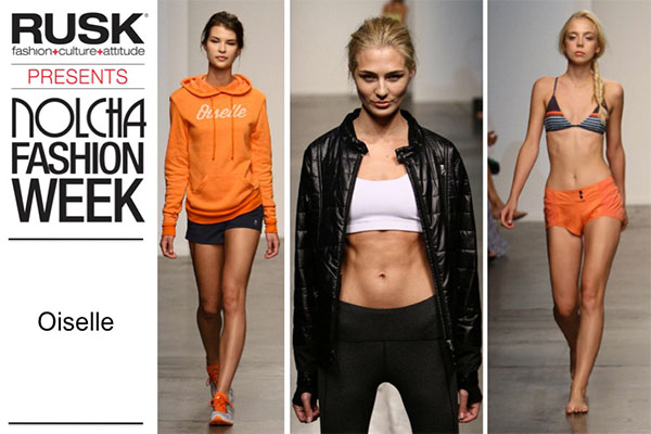 Runway Recap: Oiselle at Nolcha Fashion Week: New York presented by RUSK SS14