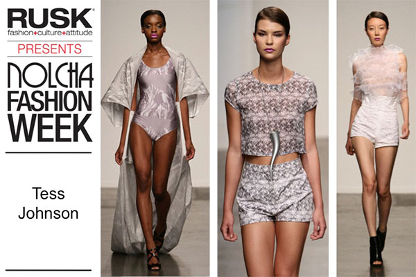 Runway Recap: Tess Johnson Nolcha Fashion Week