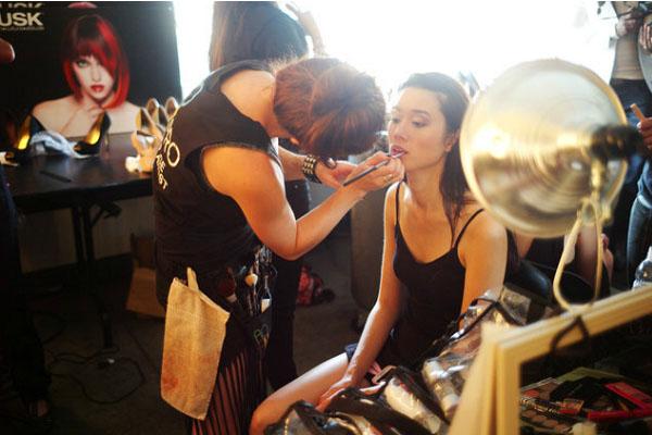 AOFM Sponsor Nolcha Fashion Week: New York, presented by RUSK SS14