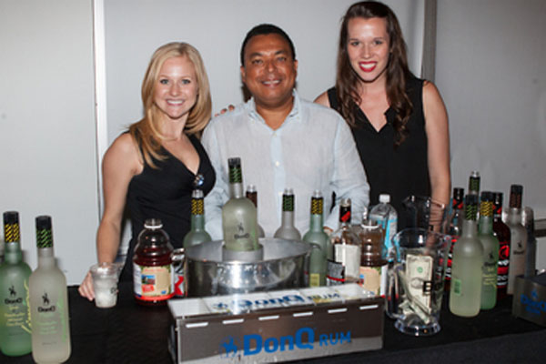 DON Q RUM sponsor Nolcha Fashion Week: New York, presented by RUSK SS14