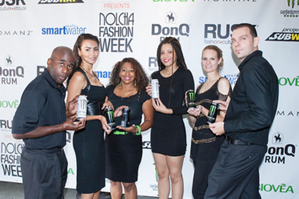 MONSTER sponsor Nolcha Fashion Week: New York, presented by RUSK SS14
