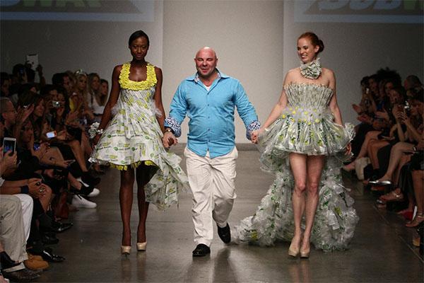 Danilo Gabrielli, Nolcha Fashion Week: New York, presented by RUSK SS14