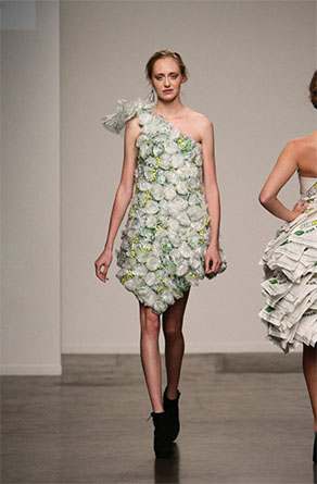 Flock, Flock Flock, Project SUBWAY, Nolcha Fashion Week: New York, presented by RUSK SS14