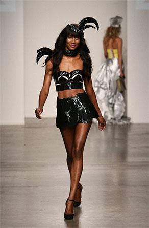 Mariana Valentina, Project SUBWAY, Nolcha Fashion Week: New York presented by RUSK SS14
