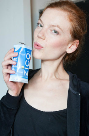 ZICO Pure Coconut Water Sponsor Nolcha Fashion Week: New York, presented by RUSK SS14