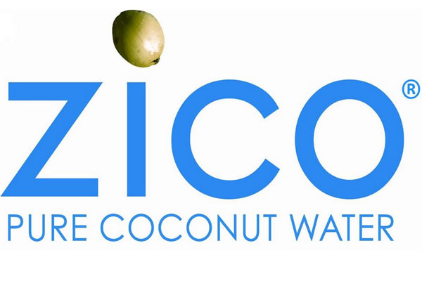 ZICO Pure Coconut Water Logo, Nolcha Fashion Week