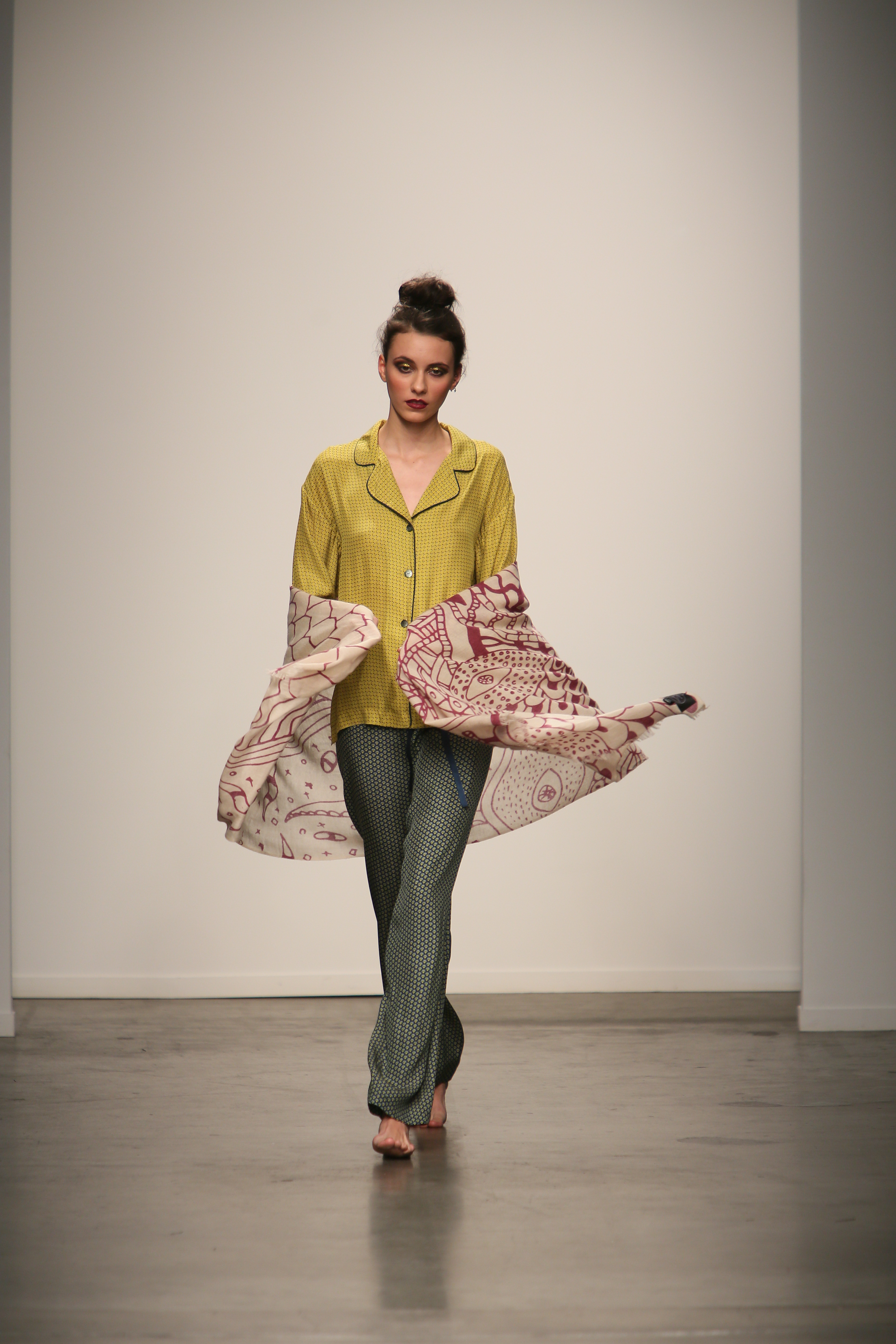 Maison De Papillion Recap Fall/Winter 2014| Nolcha Fashion Week: New York  Presented By RUSK